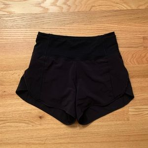 Lululemon Speed Up Short High-Rise 2.5""